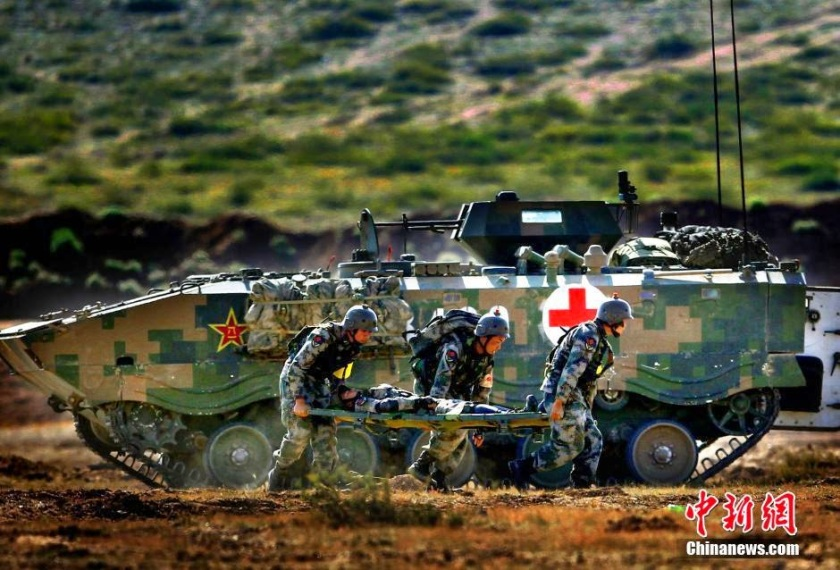 ambulancia china